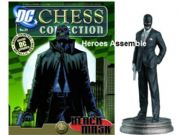 DC Chess Figurine Collection #25 Black Mask Black Pawn Eaglemoss
